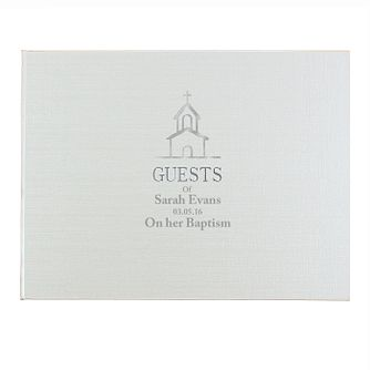 Hardback Guest Book Church Design - Product number 4099117