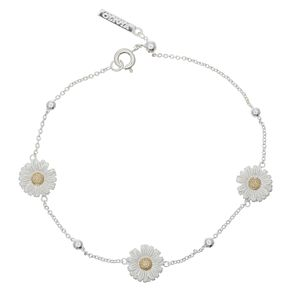 Olivia Burton 3D Daisy Gold Plated Bracelet - Product number 4102444