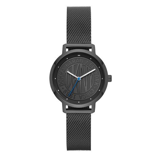 DKNY The Modernist Ladies' Ion Plated Black Bracelet Watch - Product number 4114868