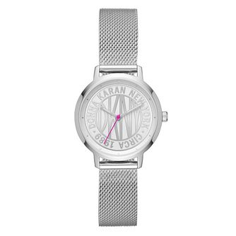 DKNY The Modernist Ladies' Stainless Steel Bracelet Watch - Product number 4115988