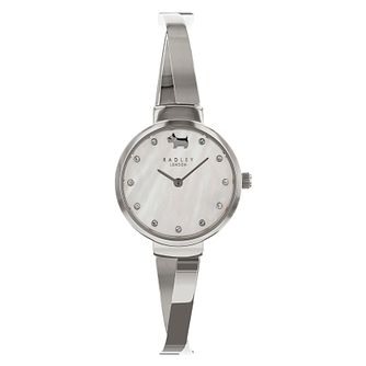 Radley Broad Street Ladies' Stainless Steel Bracelet Watch - Product number 4120906