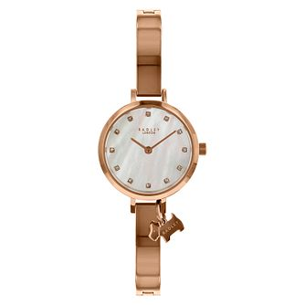 Radley Broad Street Ladies' Rose Gold Plated Bracelet Watch - Product number 4120914