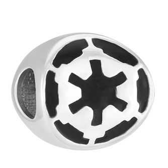 Chamilia Star Wars Imperial Logo Sliding Charm Bead - Product number 4122240