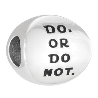 Chamilia Star Wars Do Or Do Not Charm - Product number 4122283