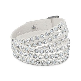 Swarovski Slake Power Collection White Crystal Bracelet - Product number 4128389