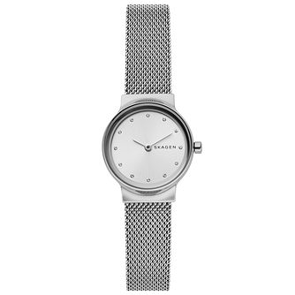 Skagen Freja Ladies' Stainless Steel Mesh Bracelet Watch - Product number 4132408