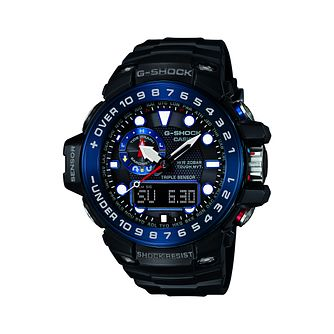 Casio G-Shock Men's Black Resin Strap Watch - Product number 4144236