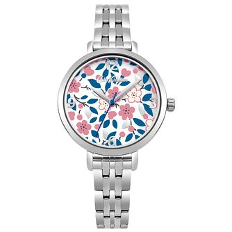 Cath Kidston Ladies' Silver Bracelet Watch - Product number 4166132