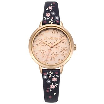 Cath Kidston Ladies' Navy Strap Watch - Product number 4166329