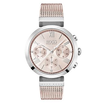 Hugo Boss Classic Ladies' Stainless Steel Bracelet Watch - Product number 4168461