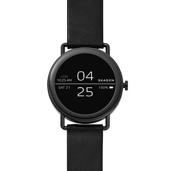 Skagen Falster Men's Ion Plated Touchscreen Smartwatch - Product number 4168631