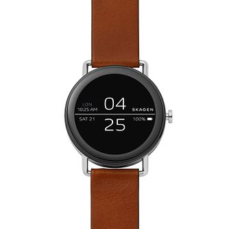 Skagen Falster Men's Ion Plated Touchscreen Smartwatch - Product number 4168666