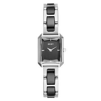 DKNY Cityspire Ladies' Stainless Steel Bracelet Watch - Product number 4171608