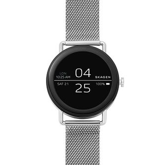Skagen Connected Falster Men's Steel Mesh Smartwatch - Product number 4173945