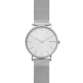 Skagen Hagen Slim Men's Stainless Steel Mesh Watch - Product number 4173953