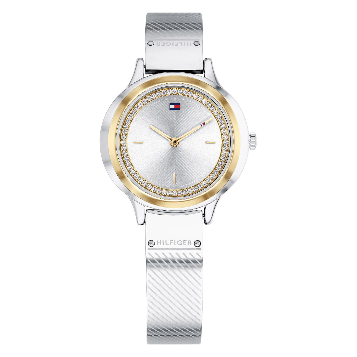 Tommy Hilfiger Ladies' Stainless Steel Bangle Watch - Product number 4178149