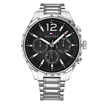 Tommy Hilfiger Men's Sports Stainless Steel Bracelet Watch - Product number 4178203