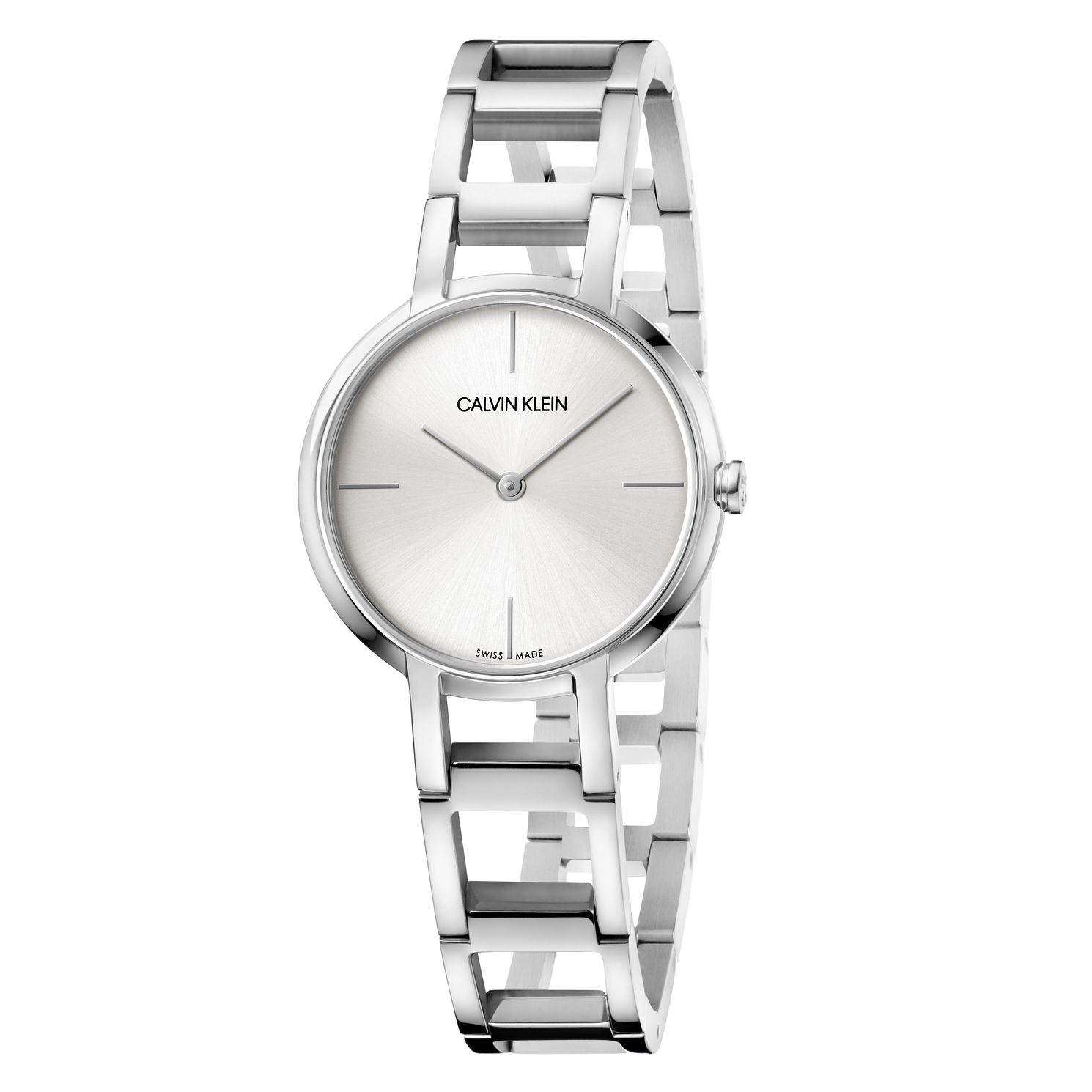Calvin Klein Cheers Ladies' Stainless Steel Bracelet Watch - Product number 4178580
