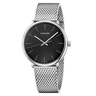 Calvin Klein High Noon Men's Stainless Steel Bracelet Watch - Product number 4178661