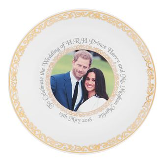 Royal Wedding China Plate - Product number 4178866