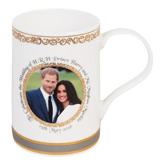 Royal Wedding China Mug - Product number 4178874