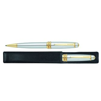 Cross Bailey Medalist Ballpoint Pen & Pouch - Product number 4180674