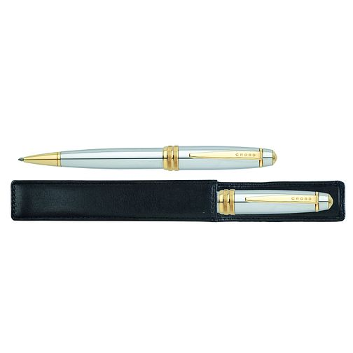 Cross Bailey Medalist Ballpoint Pen & Pouch Set - Product number 4180674