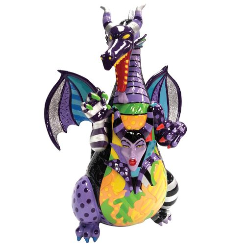 Disney Britto Malificent Dragon Figurine - Product number 4180712