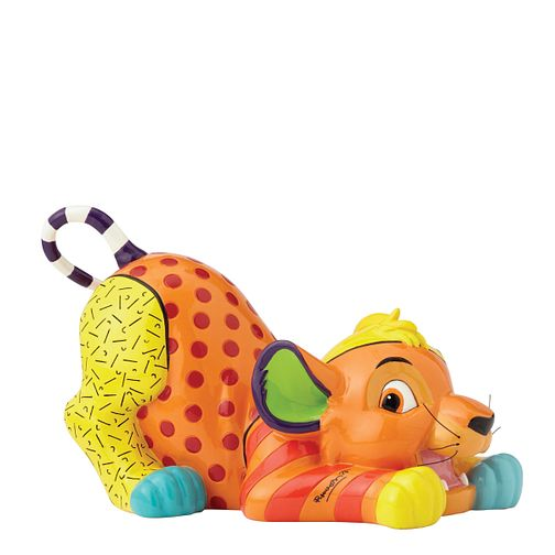 Disney Britto The Lion King Simba Figurine - Product number 4180720