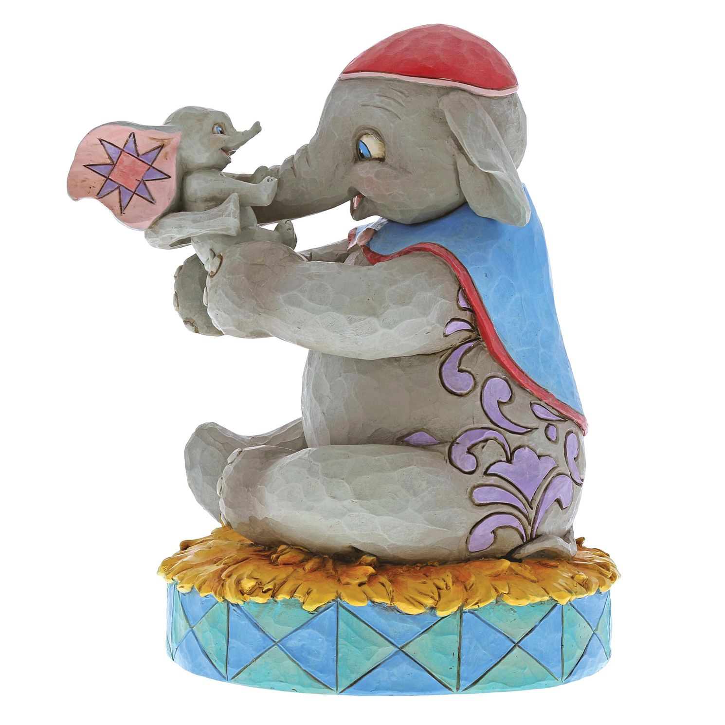 Disney Traditions Dumbo Mother's Unconditional Love Figurine - Product number 4180763