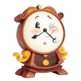 Miss Mindy Disney Cogsworth Figurine - Product number 4181239