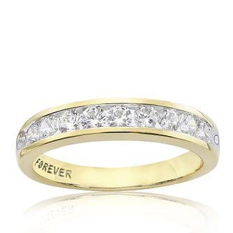 The Forever Diamond 18ct Gold 0.50ct Ring - Product number 4195299