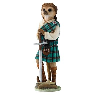 Magnificent Meerkats William Warrior Figurine - Product number 4219198