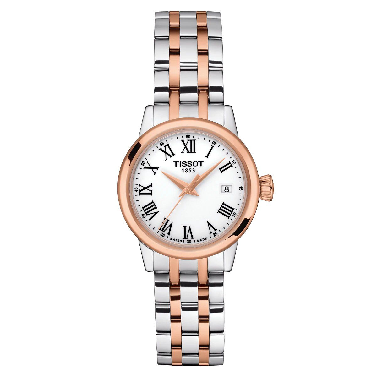 Tissot Classic Dream Ladies' Two Tone Bracelet Watch - Product number 4221788