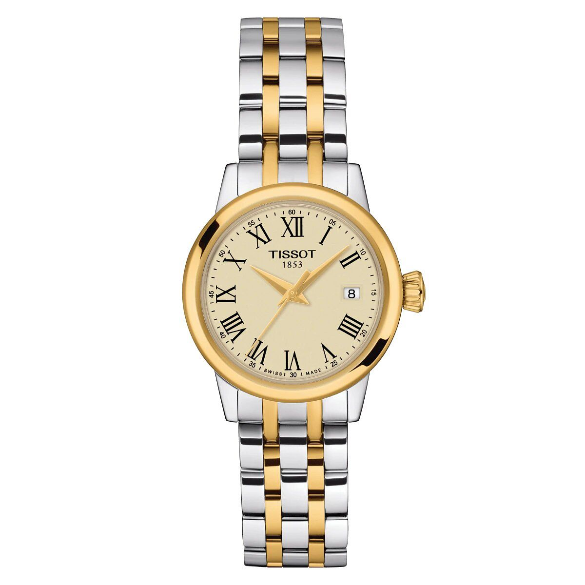 Tissot Classic Dream Ladies' Two Tone Bracelet Watch - Product number 4222121
