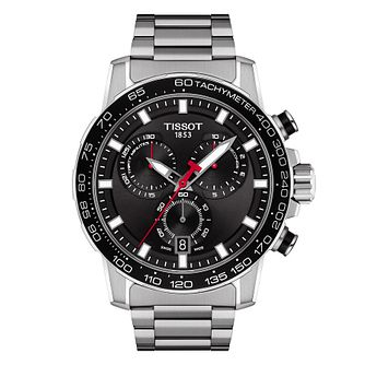 Tissot SuperSport Chrono Stainless Steel Bracelet Watch - Product number 4225732