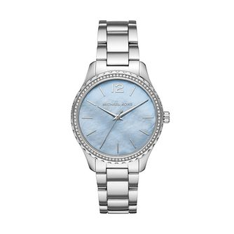 Michael Kors Layton Stainless Steel Bracelet Watch - Product number 4234596