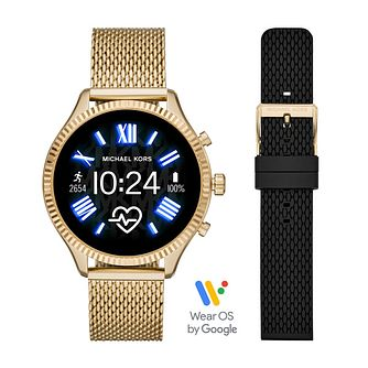 Michael Kors Lexington Gen 5 Bracelet & Strap Smartwatch - Product number 4234901