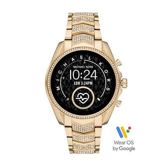 Michael Kors Access Bradshaw Gen 5 Two Tone Smartwatch - Product number 4235142