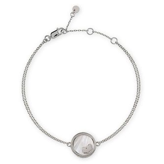 Radley Rhodium Plated White Mother Of Pearl Bracelet - Product number 4237331