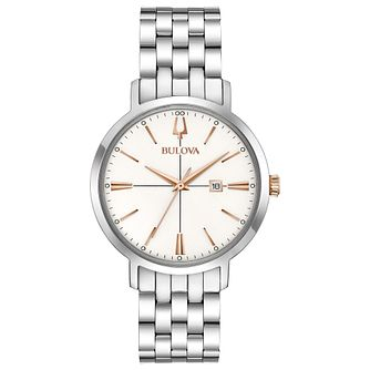 Bulova Ladies' Classic AeroJet Bracelet Watch - Product number 4238850