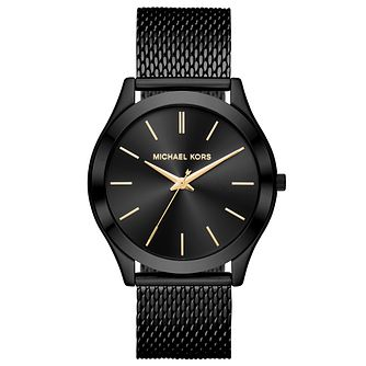 Michael Kors Slim Runway Men's Ion Plated Watch - Product number 4240278