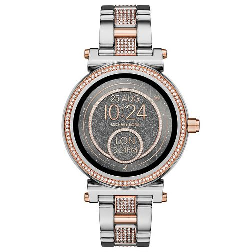 Michael Kors Access Sofie Gen 3 Two-Tone Bracelet Watch - Product number 4240308