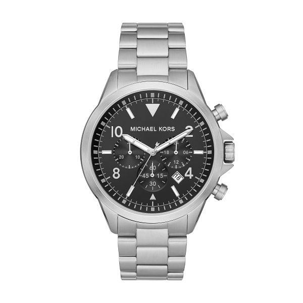 Michael Kors Gage Men's Stainless Steel Bracelet Watch - Product number 4240324