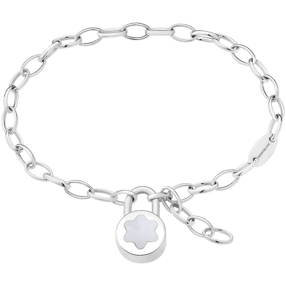 Montblanc Always Together Silver Mother Of Pearl Bracelet - Product number 4250605