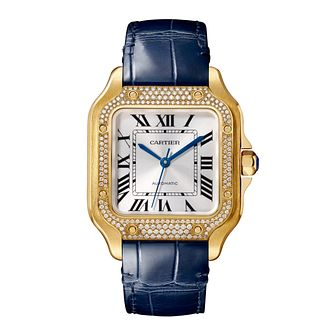Cartier Santos de Cartier Ladies' Two Strap Watch Set - Product number 4279468