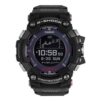 Casio G-Shock Rangeman Men's Bluetooth GPS Solar Watch - Product number 4280326