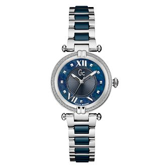 Gc CableChic Ladies' Stainless Steel Bracelet Watch - Product number 4280334