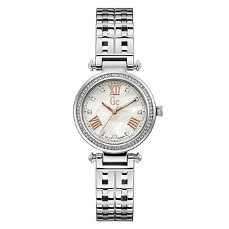 Gc PrimeChic Ladies' Stainless Steel Bracelet Watch - Product number 4280431