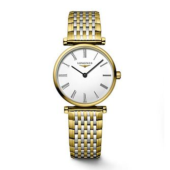 Longines La Grande Classique Ladies' Two Colour Watch - Product number 4281357